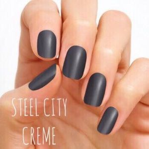 Accessories - Color Street Nail Strips - Steel City